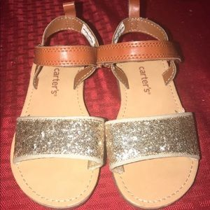 Carters Girls Sandals